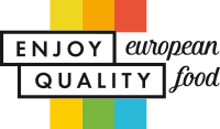 ENJOY EUROPEAN QUALITY FOOD Logo